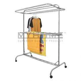 Stainless Steel Clothes Rack Portable Clothes Drying Rack Myhome